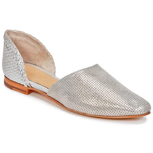 Chaussures Femme Sandales et Nu-pieds Melvin & Hamilton JOOLIE 8 Argenté