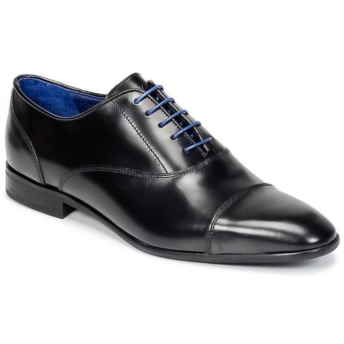 Azzaro RAEL Noir - Livraison Gratuite avec - Chaussures Richelieu Homme
