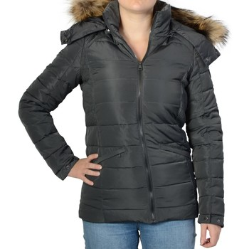 Vêtements Femme Doudounes Redskins Doudoune  Maiwenn Campbell Carbon Noir
