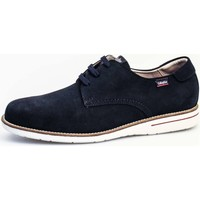 Chaussures Homme Derbies CallagHan 89100 Lace up shoes Homme Bleu Bleu
