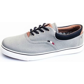 Chaussures Homme Baskets basses Wrangler WM151012 Sneakers Homme Gris Gris