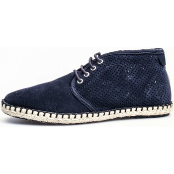 Chaussures Homme Boots Wrangler WM161170 Bottines Homme NAVY NAVY