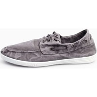 Chaussures Homme Baskets basses Natural World 303 Espadrilles Homme Gris Gris