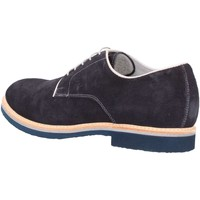Chaussures Homme Baskets montantes Nero Giardini P604122U Lace up shoes Homme Bleu Bleu