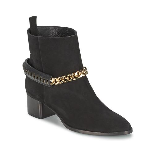 Chaussures Femme Bottines Roberto Cavalli YPS542-PC519-05051 Noir