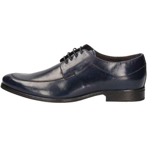 Chaussures Homme Derbies Nicolabenson 1562B Bleu