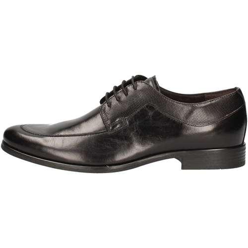 Chaussures Homme Derbies Nicolabenson 1562B Noir