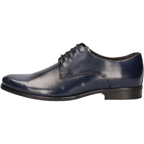 Chaussures Homme Derbies Nicolabenson 7750A Lace up shoes Homme Bleu Bleu