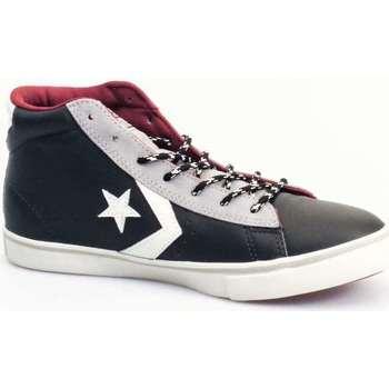 Chaussures Garçon Baskets montantes Converse 650610C Gris