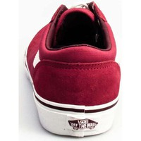 Chaussures Homme Baskets basses Vans VN-O ZUVFPM Sneakers Homme Rouge Rouge