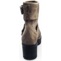 Chaussures Femme Boots Janeth & Co 920 D Bottines Femme TAUPE TAUPE