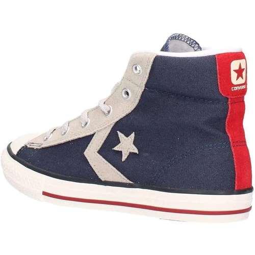 Chaussures Enfant Baskets basses Converse 652747C Sneakers Garçon NAVY NAVY