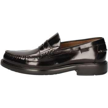 Chaussures Homme Mocassins CallagHan 90000 Mocassins Homme Noir Noir