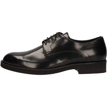 Chaussures Homme Baskets montantes Marini W1609 Lace up shoes Homme Noir Noir