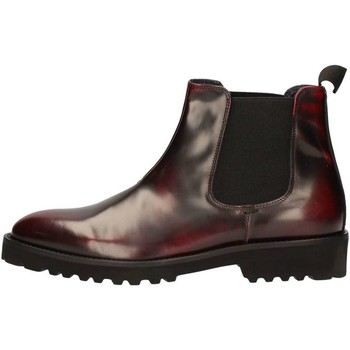Chaussures Homme Boots Marini W1623 BORDEAUX