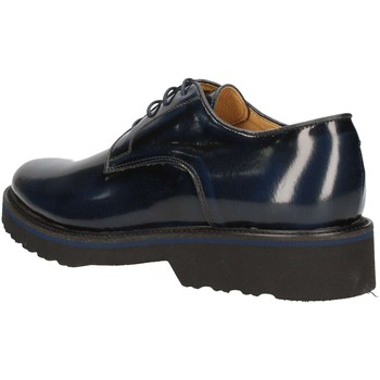 Hudson Homme 901 Lace Up Shoes  Bleu