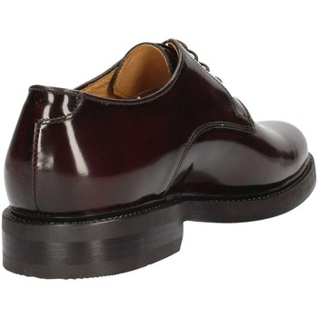Hudson Homme 901 Lace Up Shoes  Bordeaux