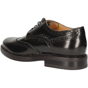 Chaussures Homme Baskets montantes Hudson 916 Lace up shoes Homme Noir Noir