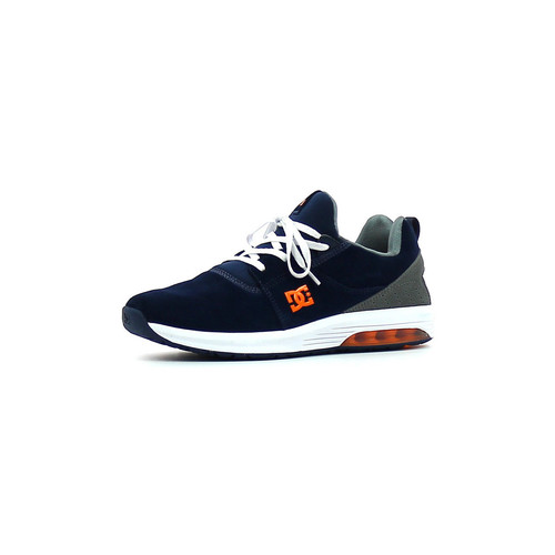 Chaussures Homme Chaussures de Skate DC Shoes Heathrow IA SE Navy/Grey