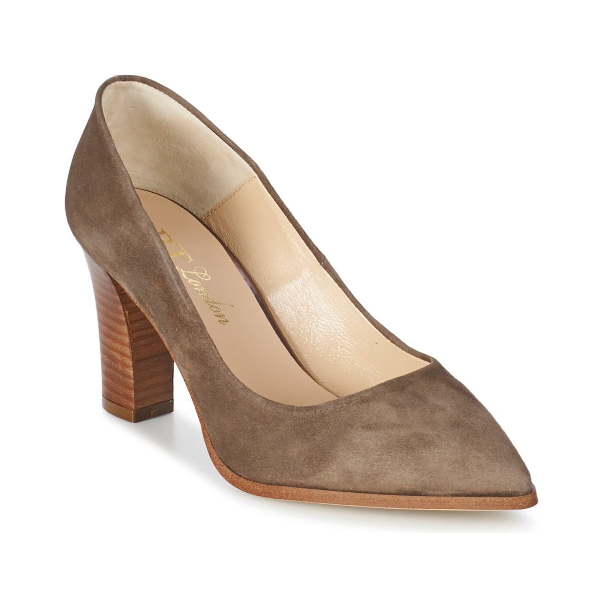 Escarpins Betty London NAGARA Taupe