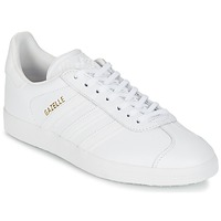 Chaussures Baskets basses adidas Originals GAZELLE Blanc