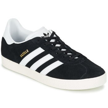 493d233146574 Chaussures Enfant Baskets basses adidas Originals GAZELLE J Noir