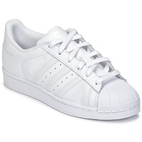 Chaussures Enfant Baskets basses adidas Originals SUPERSTAR Blanc