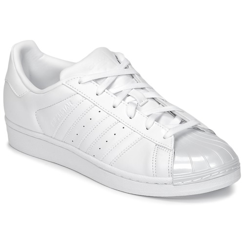 Chaussure Adidas Superstar Glossy Toe Originals | Basket femme