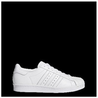 Chaussures Femme Baskets basses adidas Originals SUPERSTAR 80S METAL BLANC