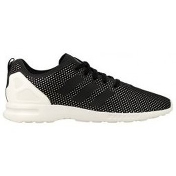 Chaussures Femme Baskets basses adidas Originals ZX FLUX ADV SMOOTH NOIR