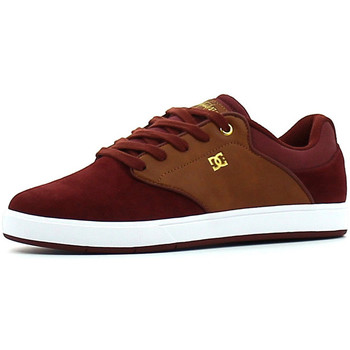 Chaussures Homme Chaussures de Skate DC Shoes Mikey Taylor Burgundy