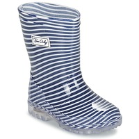 Chaussures Enfant Bottes de pluie Be Only MARINO Marine