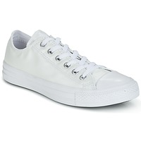 Chaussures Femme Baskets basses Converse CHUCK TAYLOR ALL STAR SEASONAL METALLICS OX Blanc