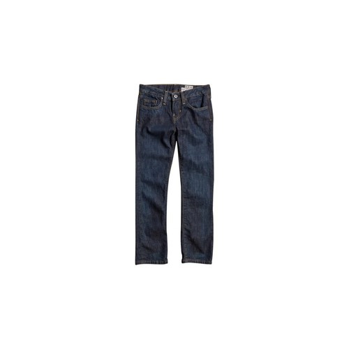 Jeans Fox Jean  Boys Throttle - Blue Bleu 350x350