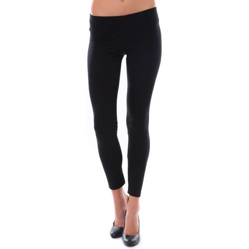 Vêtements Femme Leggings Coquelicot Legging  Noir  16600 Noir