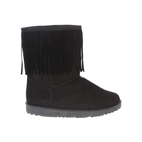 Bottines / Boots Nice Shoes Boots  Noir XS-09 Noir 350x350
