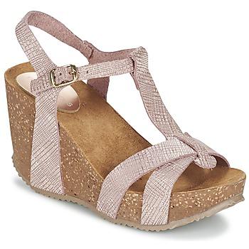 Chaussures Femme Sandales et Nu-pieds Elue par nous ZECDOUVE Rose