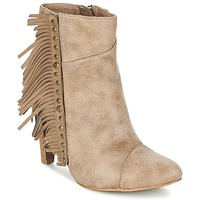 Chaussures Femme Bottines LPB Shoes CECILIA Beige