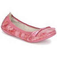 Chaussures Femme Ballerines / babies Les P'tites Bombes ELLA Rose