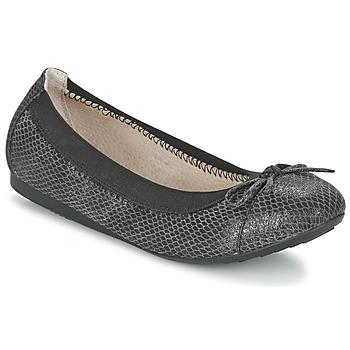 Chaussures Femme Ballerines / babies Moony Mood ELALA Noir