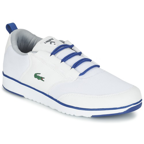 Chaussures Homme Baskets basses Lacoste L.IGHT 117 1 Blanc