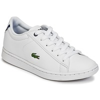 Chaussures Enfant Baskets basses Lacoste CARNABY EVO BL 1 Blanc