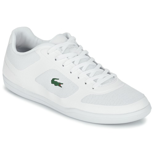 Chaussures Homme Baskets basses Lacoste COURT-MINIMAL SPORT 316 1 Blanc