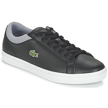 Chaussures Homme Baskets basses Lacoste STRAIGHTSET SP 117 2 Noir