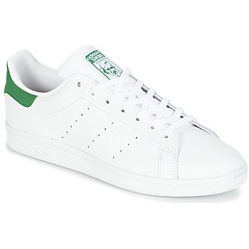 Baskets mode adidas Originals STAN SMITH Blanc / vert 350x350