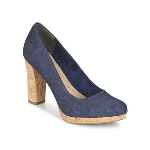 Chaussures Femme Escarpins Tamaris KEGE Denim