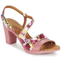 Chaussures Femme Sandales et Nu-pieds Art RIO Rose