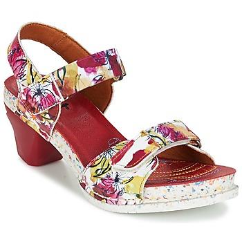 Chaussures Femme Sandales et Nu-pieds Art I  ENJOY Rose