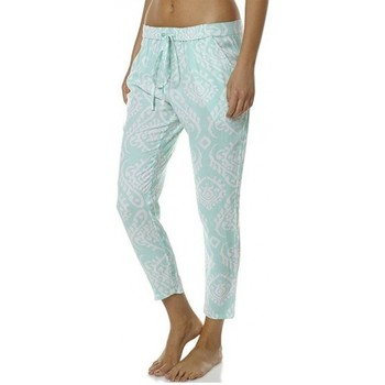 Vêtements Femme Pantalons fluides / Sarouels Hurley Pantalon  Hawaii - Heather Teal Vert