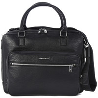 Sacs porté main Armani BRIEFCASE  BLACK